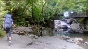 Tramping in Jirisan National Park
